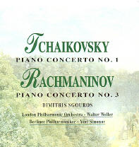 Rach 3/Tchaikovsky 1 re-issue (Royal Classics)
